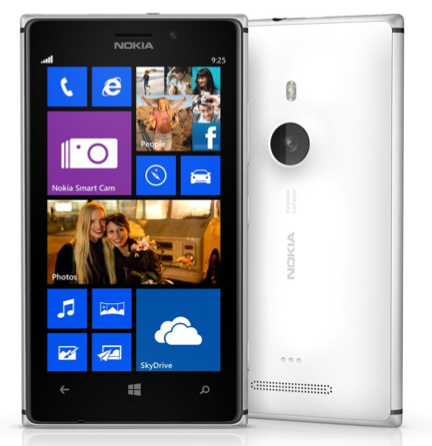 Nokia's Latest, the Aluminum-Clad Lumia 925, Heads for T-Mobile USA and Vodafone