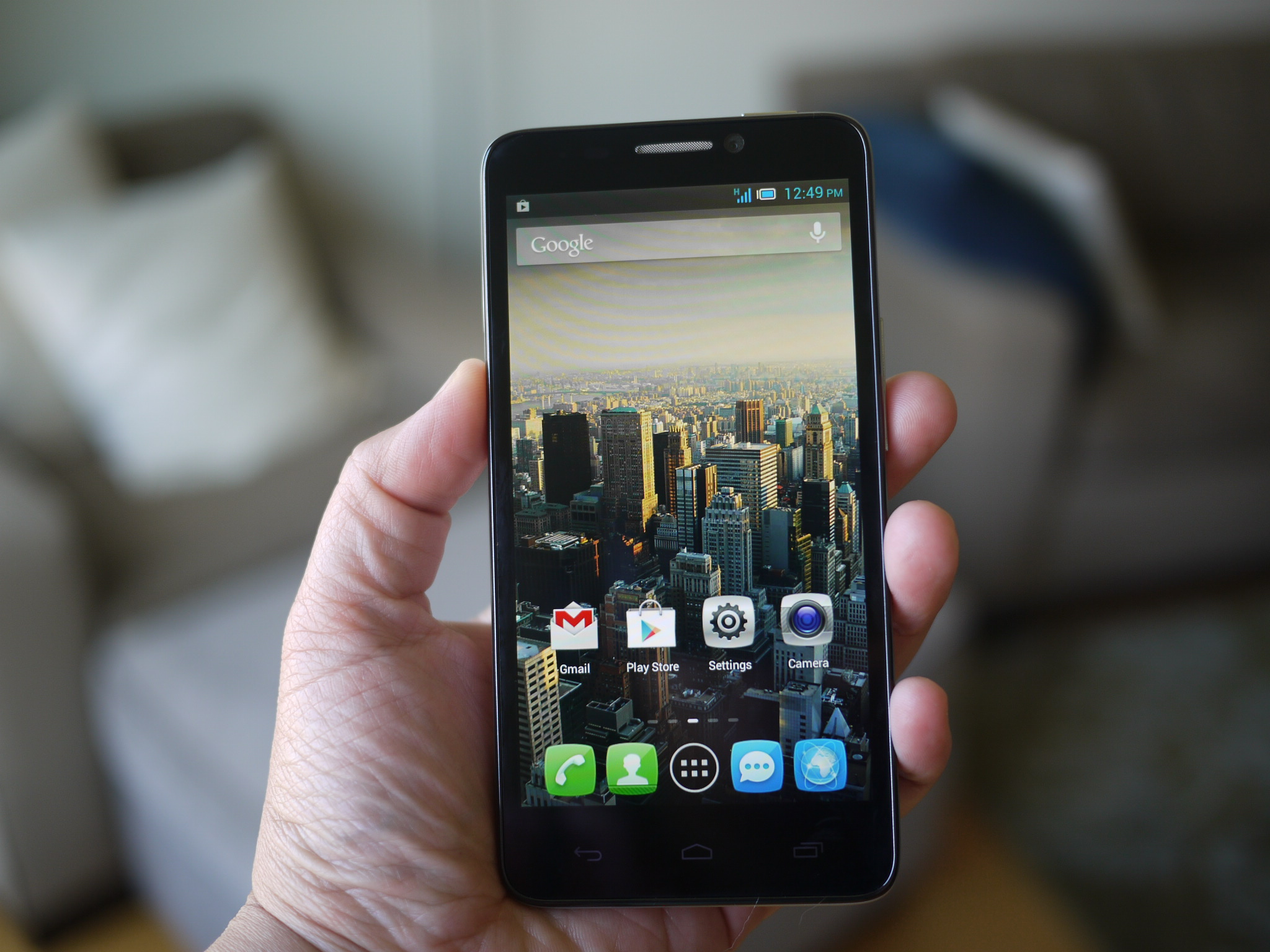 Alcatel One Touch Idol Smartphone Review - Bonnie Cha