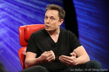 Tesla Elon Musk D11