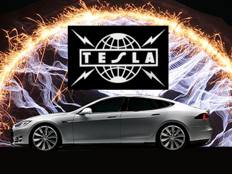 Tesla posts its first quarterly profit john paczkowski for History of tesla motors