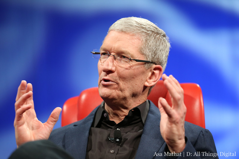 Apple CEO Tim Cook Made $4.25 Million This Year