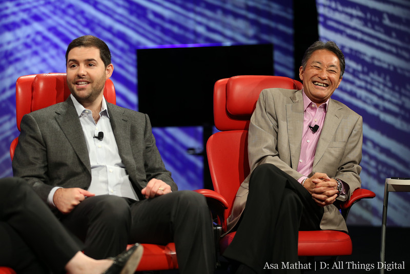 Sony's Kazuo Hirai and the 49ers' Jed York: The Full D11 Interview
