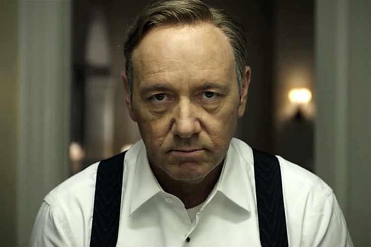 Netflix Explains Comments on House of Cards Audience, Walking.