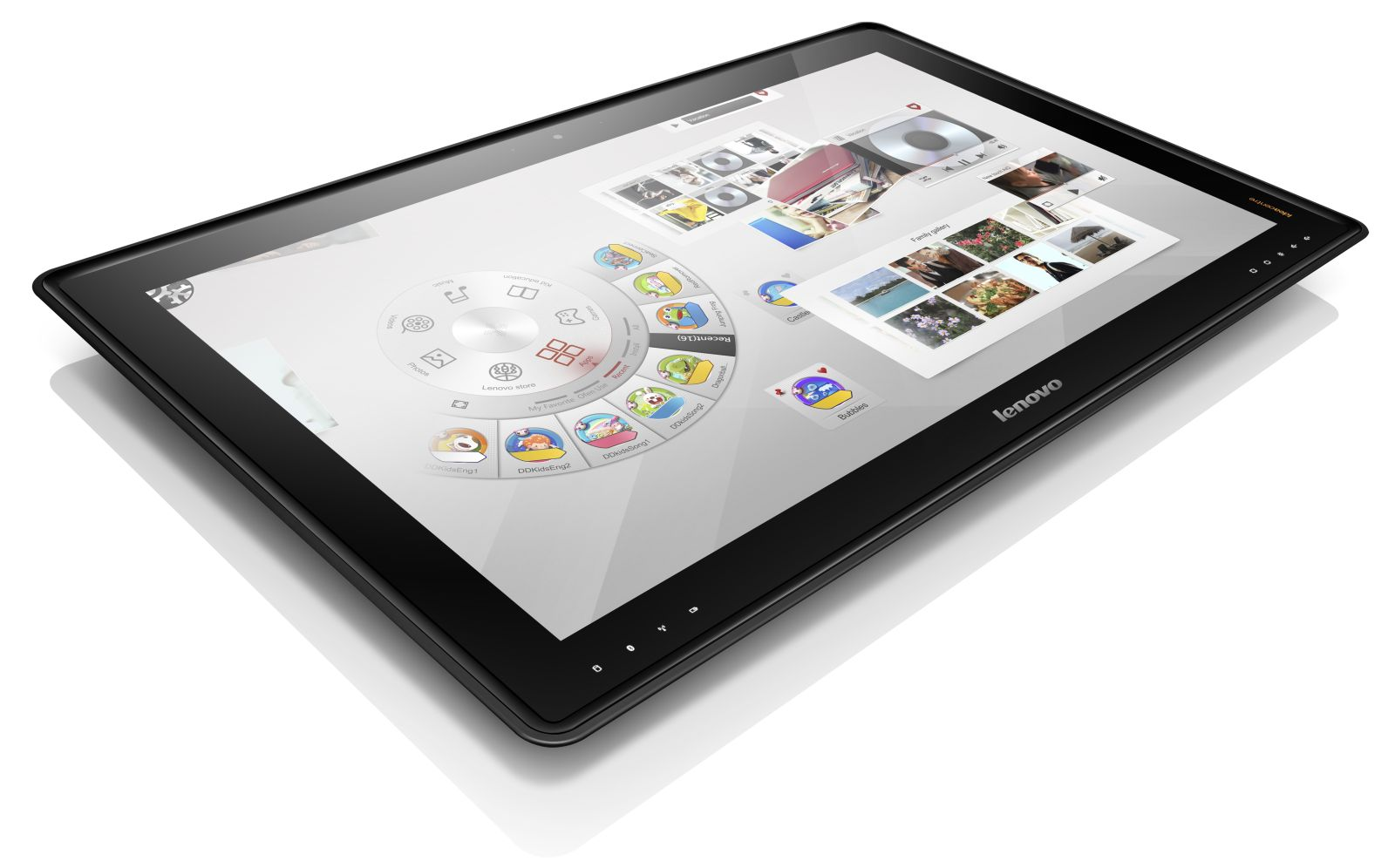 Lenovos horizon pc turns your coffee table into a touchscreen lenovo horizon geotapseo Gallery