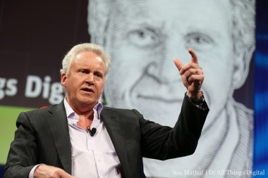 GE's Jeffrey Immelt Would Love to 3-D Print Jet Engine Parts Someday