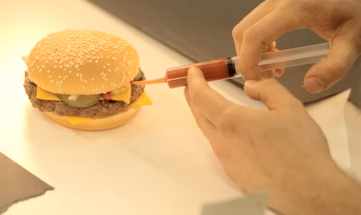 Here's the McDonald's Ad All the Web Guys Think Is Genius
