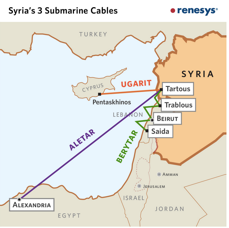 renesys_syria_cables_map