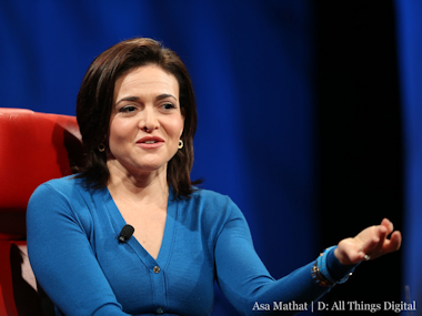 Sheryl Sandberg on Why Facebook Home Isn't an Immediate Hit