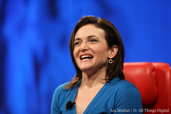 Sheryl Sandberg Says Facebook Totally Doesn't Have a Teenager