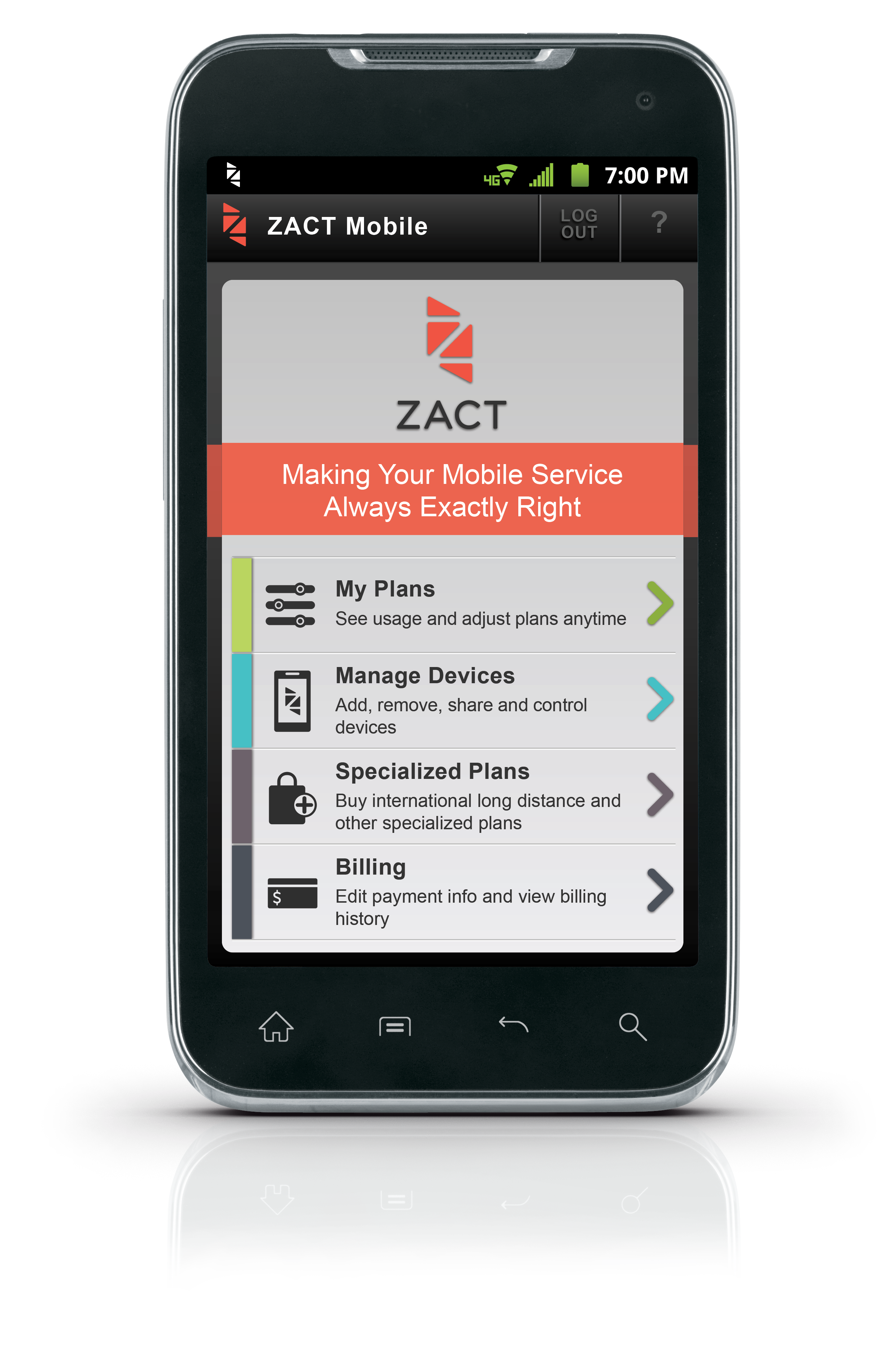 Meet Zact, a Shareable Cellphone Service That Changes on the Fly