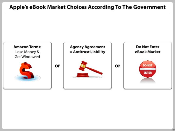 Apple: It's Time to Close the Book on DOJ's E-Book Case