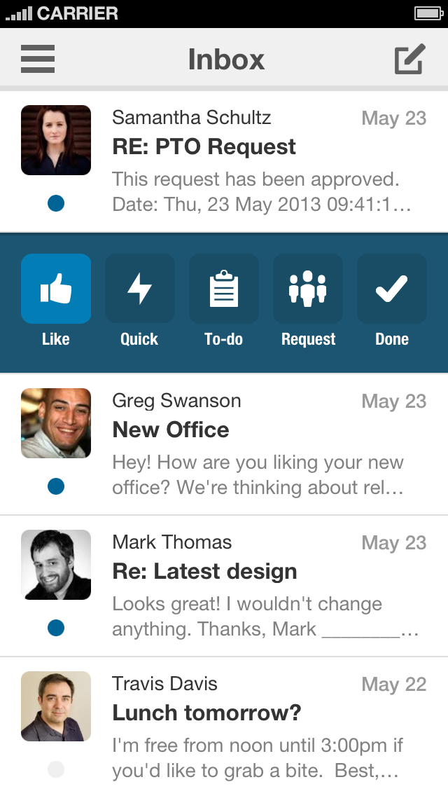 Boxer App Has Some More Ideas About Fixing Mobile Email