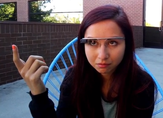 Google Glass in Everyday Life: Now That's a Little More Like It