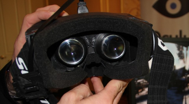 Oculus VR Co-Founders Palmer Luckey and Nate Mitchell on