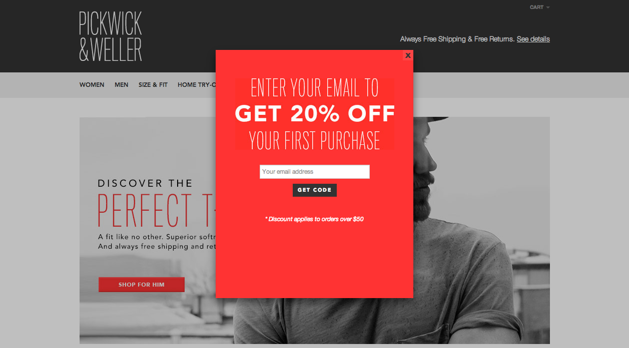 How Risky Is Discounting for New E-Commerce Brands?