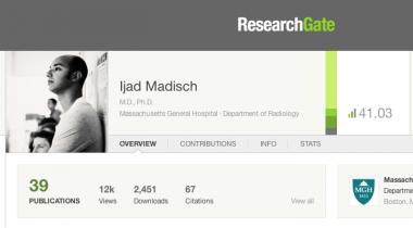 ResearchGateIjadMadisch