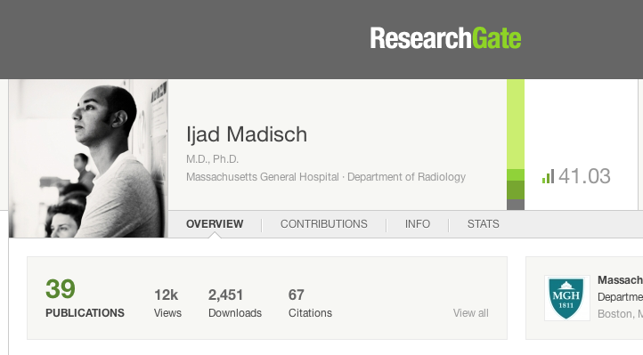 Science Social Network ResearchGate Pulls Down $35M From Investors Including Bill Gates