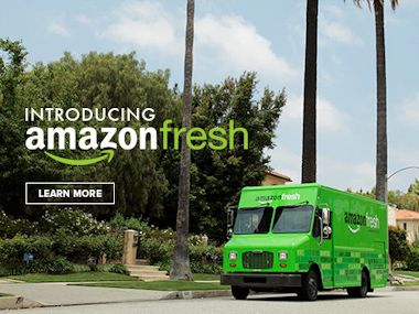 "Amazon Unveils $299 ""Prime Fresh"" Membership as It Expands Grocery Business to Los Angeles"