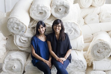 Co-founders Shilpa Shah and Karla Gallardo