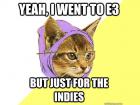 hipster kitty e3