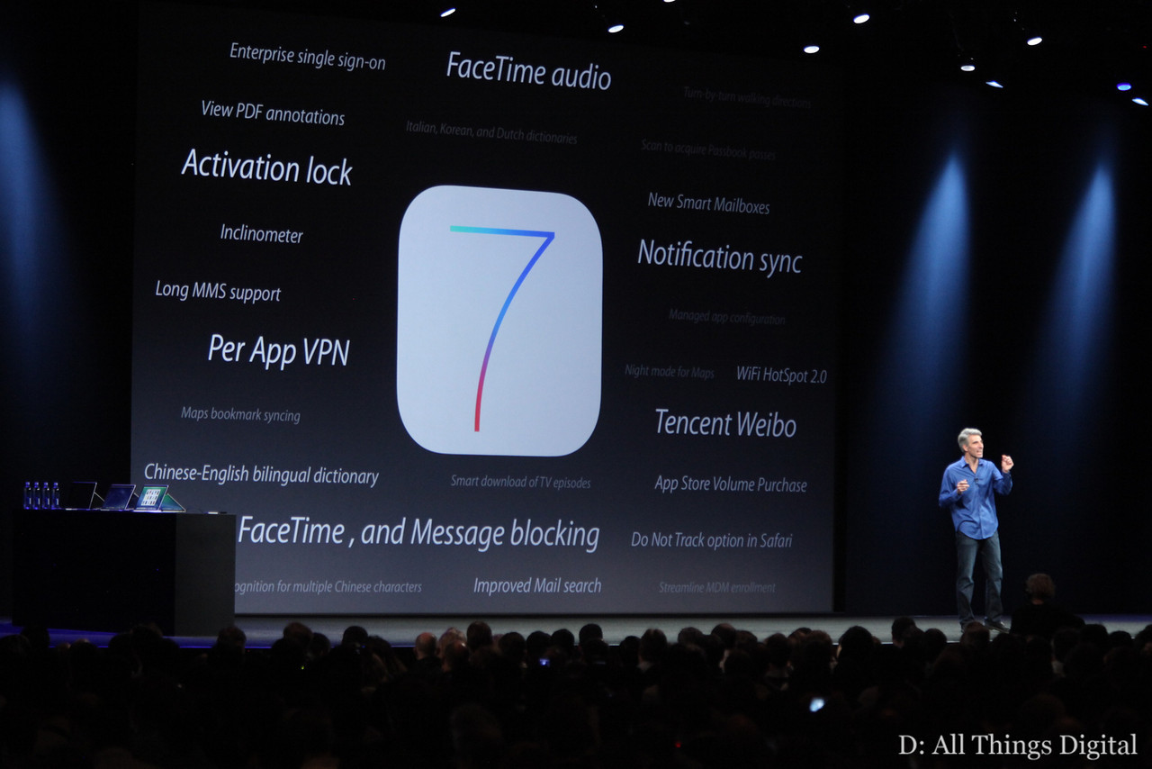 Apple's Changes With iOS 7 Are More Than Skin-Deep