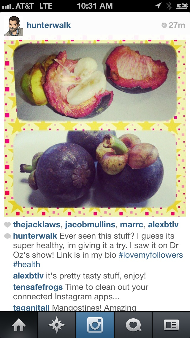 Instagram Suffers Weird, Fruit-Based Flood of Spam