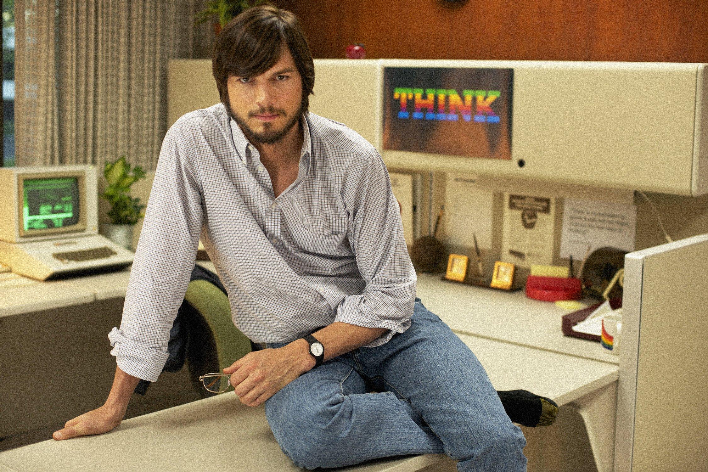 Here's the Trailer for Ashton Kutcher's Steve Jobs Movie ...