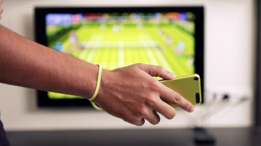 Rolocule Turns Apple TV Into Wii, iPhone Natural Motion