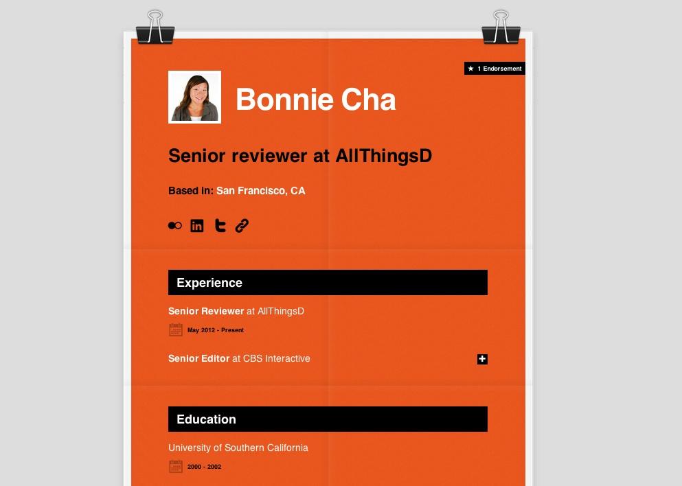 enthuse me  zerply review - bonnie cha