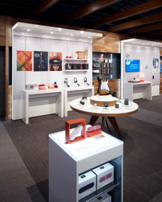 AT&T Store of the Future music