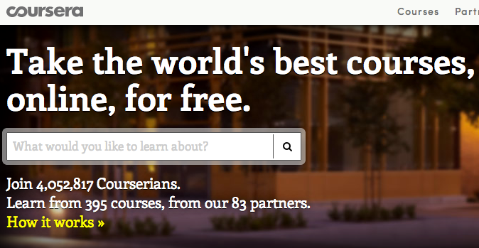 MOOC Madness Continues: Coursera Raises $43M