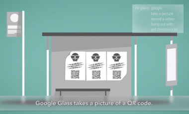 Google Glass vulnerabiliy explanation