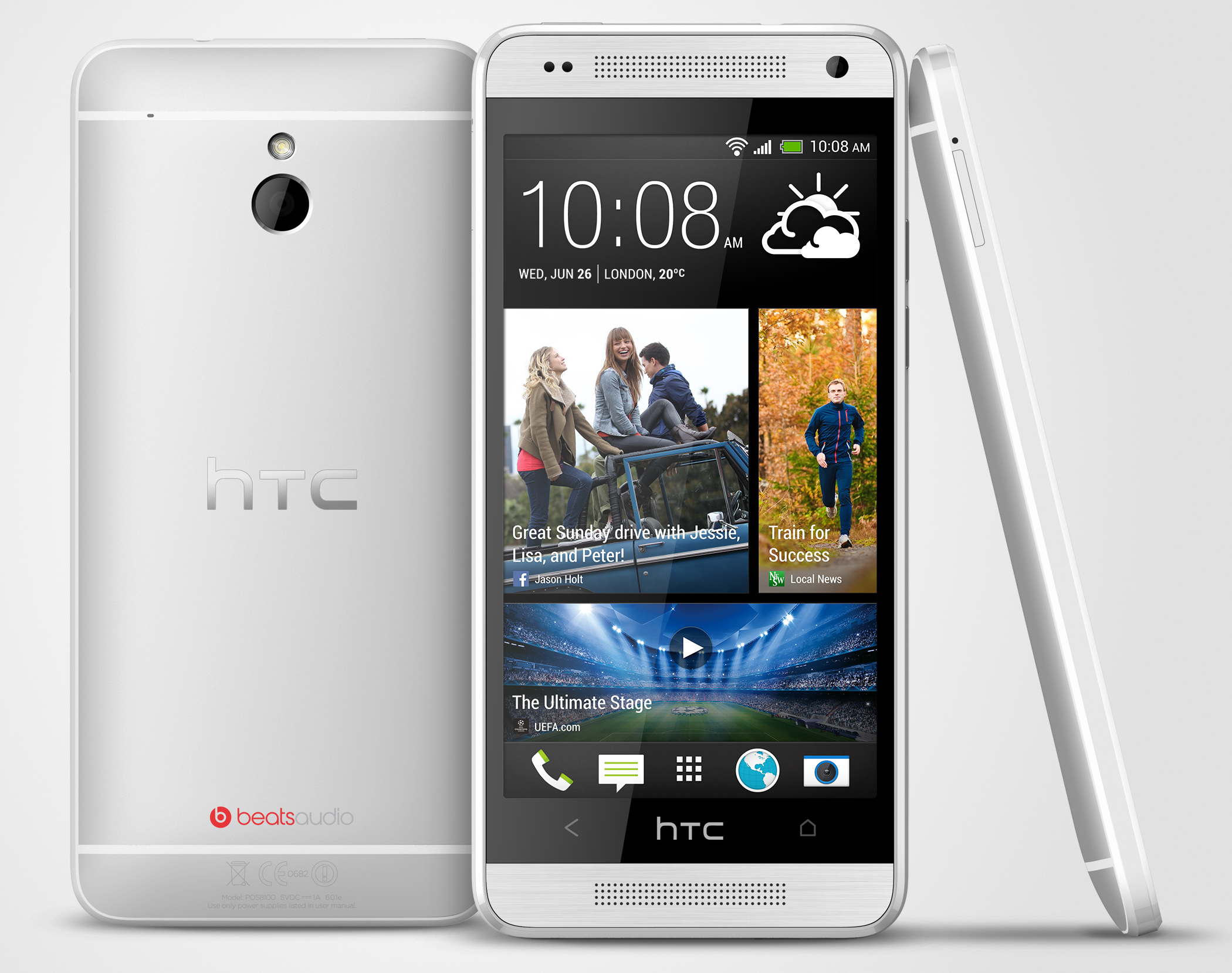 HTC Hoping to Make Another Big Impression With One Mini