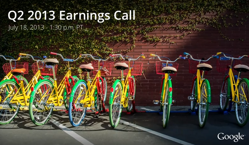 """As Earnings Miss, Google Would Rather Talk """"Abundant Computing"""" and """"Enhanced Ads"""""""