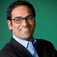 Twitter VP Shailesh Rao