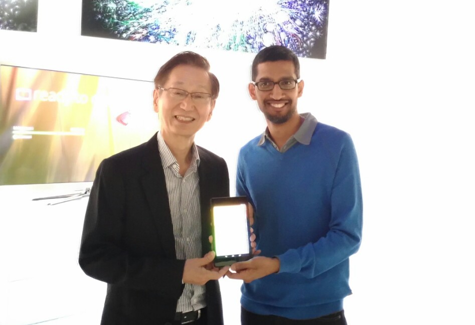 Asus's Chief Jonney Shih Dishes on How the New Nexus 7 Came to Be