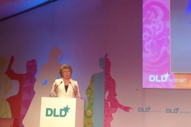 Viviane Reding at DLDwomen 2013