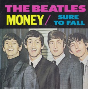 beatles money