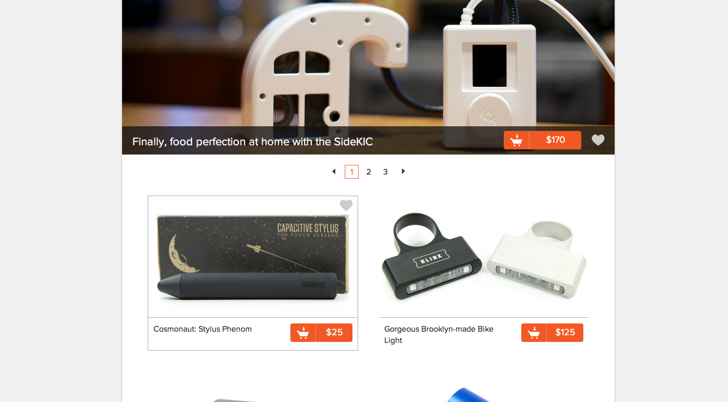 Grand St. Opens Up a SkyMall-Type Shop for Indie Gadgets