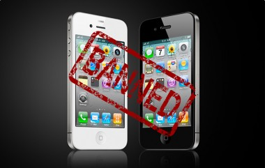 iPhone4_banned