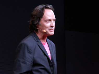 T-Mobile CEO: Upswing Not Just a Blip and iPhone Is Only Part of the Reason