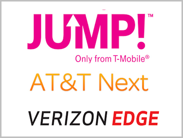 Comparing T-Mobile, AT&T and Verizon's Upgrade Plans