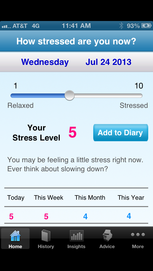 Serenity Now: Apps to Help Manage Your Stress and Mood