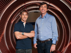 Outgoing Zynga CEO Mark Pincus and incoming leader Don Mattrick