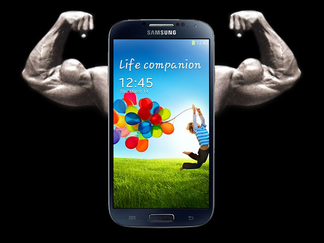 Samsung Busted Boosting International Galaxy S4 Benchmarks
