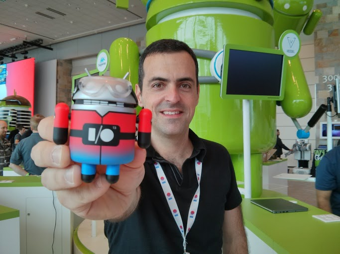 Hugo Barra's Farewell Letter to Google