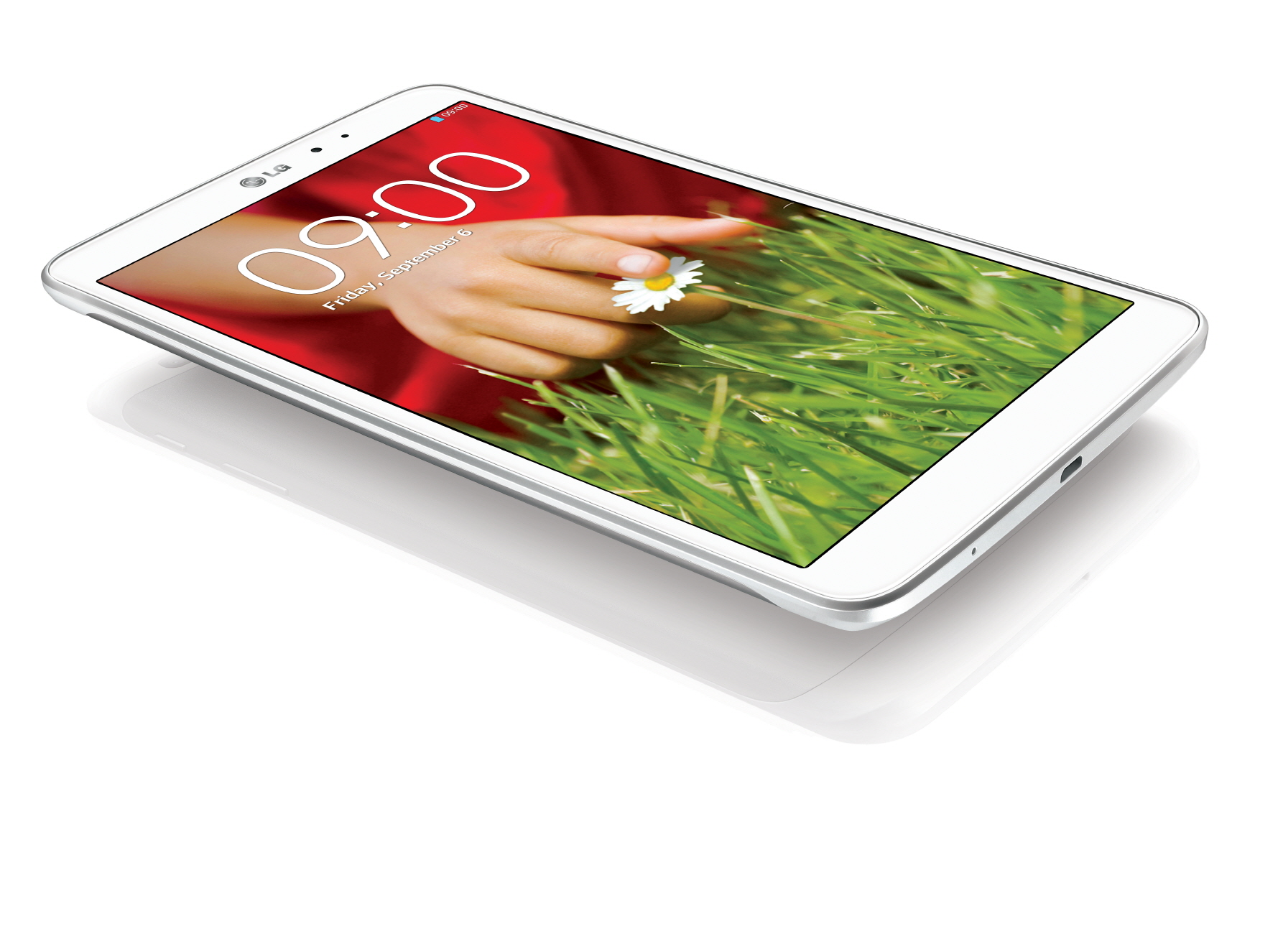 LG Dives Back Into Tablet Market With Eight-Inch G Pad