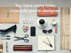 Moto X phone designer