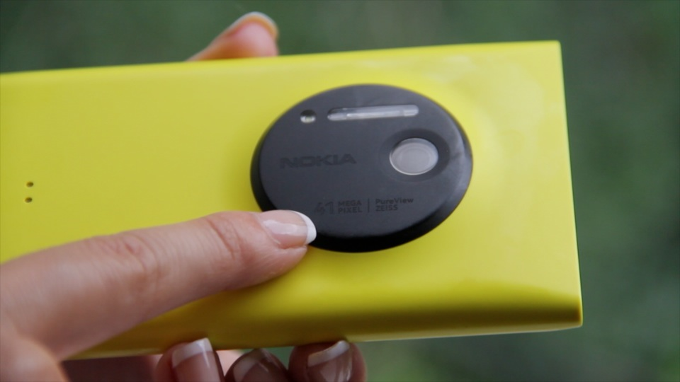 Nokia Lumia 1020 Nudges Smartphone Cameras to the Next Level