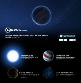 PlanetaryWebsite